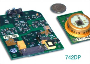 SPIE Defense & Commercial Sensing Conference laser spot tracker