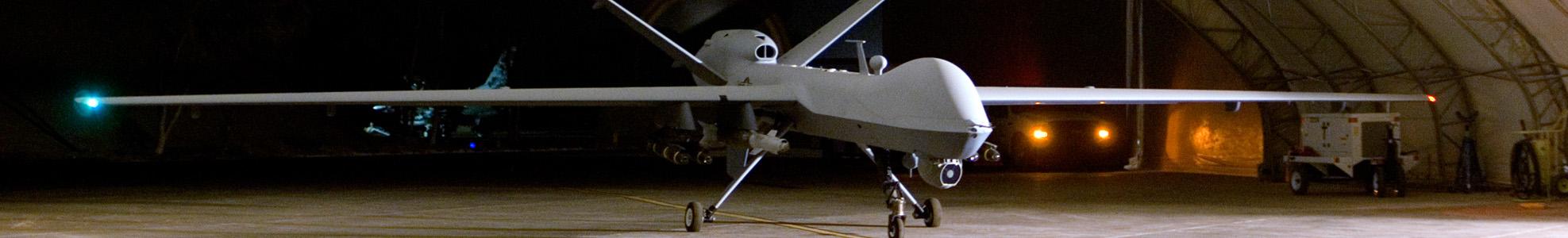 UAV sensor pod with a Laser Spot Tracker