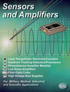 AMI's Sensors and Amplifiers