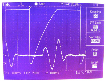Power Factor Corrector in Design of Capacitor Charging Power Supplies